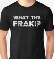 WTF BSG Unisex T-Shirt