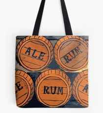 Ale to Rum Tote Bag