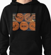 Ale to Rum Pullover Hoodie