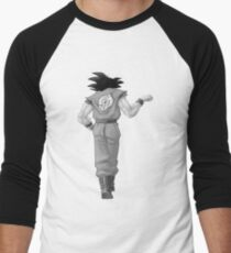 "Goku, best friend (To buy in combo with ""Vegeta, best friend"") Men's Baseball ¾ T-Shirt"