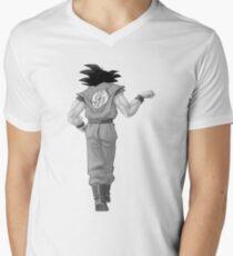 """Goku, best friend (To buy in combo with """"Vegeta, best friend"""") Men's V-Neck T-Shirt"""
