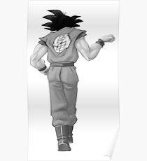 "Goku, best friend (To buy in combo with ""Vegeta, best friend"") Poster"