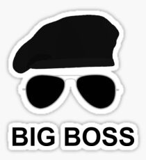"""Pegatina DOTS - """"Big Boss"""" (canción Joong-Ki)"""