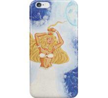 Hina - The Moon Goddess iPhone Case/Skin