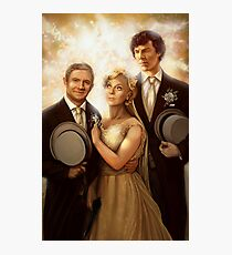 The Vow Photographic Print