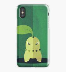 Pokemon - Chikorita #152 iPhone Case/Skin