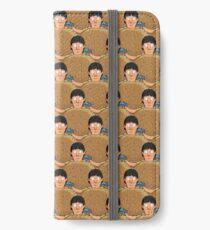 Gene Belcher Pattern iPhone Wallet/Case/Skin