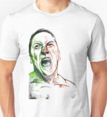Jimmie Saffar Drawn as The Incredible Hulk Unisex T-Shirt