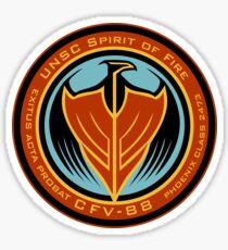 Spirit of Fire Emblem Sticker