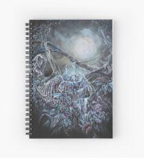 A Passage Clandestine Spiral Notebook