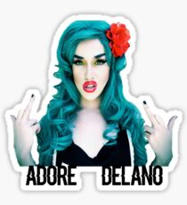 Adore Delano  Sticker