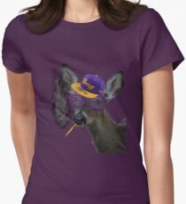 Swag Deer Women's Fitted T-Shirt