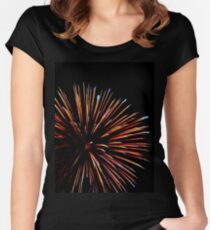 Canada Day 2014 Women's Fitted Scoop T-Shirt