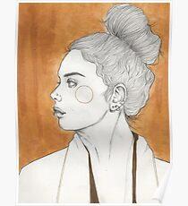 Gold Girl Poster