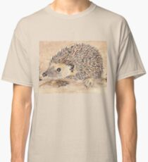 Hedgie, the African Hedgehog Classic T-Shirt