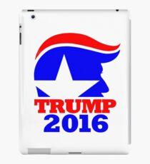Trump 2016 Campaign Art iPad Case/Skin