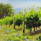 Vineyard by Karen Ilari