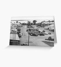 Barmera 1940 Greeting Card