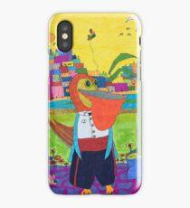Tuxedo Pelican iPhone Case/Skin