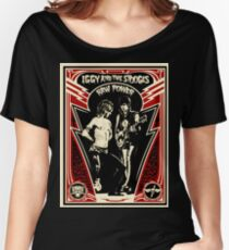 iggy pop Women's Relaxed Fit T-Shirt