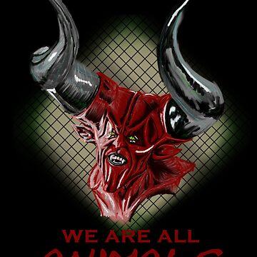 Lord of Darkness, Legend, Devil by MOKJavan