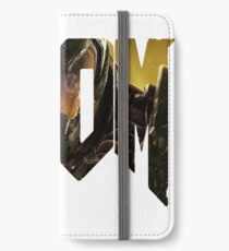 Doom Marine 2016 iPhone Wallet