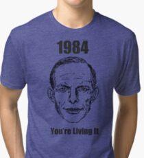 1984 - You're Living It Tri-blend T-Shirt
