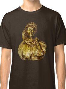 Damsel in Gold Classic T-Shirt