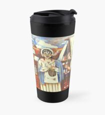 The Amiable Female Travel Mug