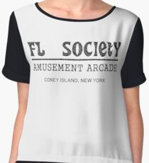 Mr. Robot FSociety Chiffon Top