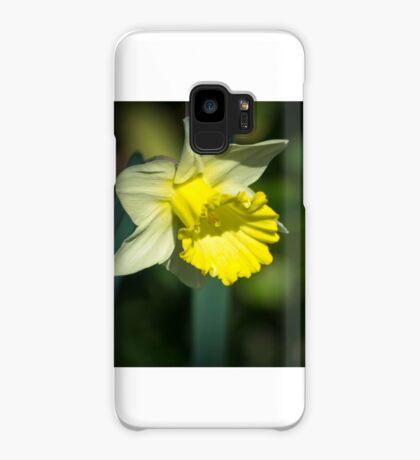 A Pretty little Daffodil Case/Skin for Samsung Galaxy
