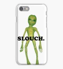 wacky alien - slouch iPhone Case/Skin