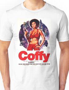Coffy Alt. (Red) Unisex T-Shirt