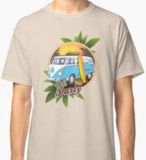 Volkswagen Camper - Surf Beach Party Classic T-Shirt
