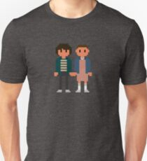 Mike and Eleven - Stranger Things Unisex T-Shirt