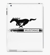 Mustang Design iPad Case/Skin