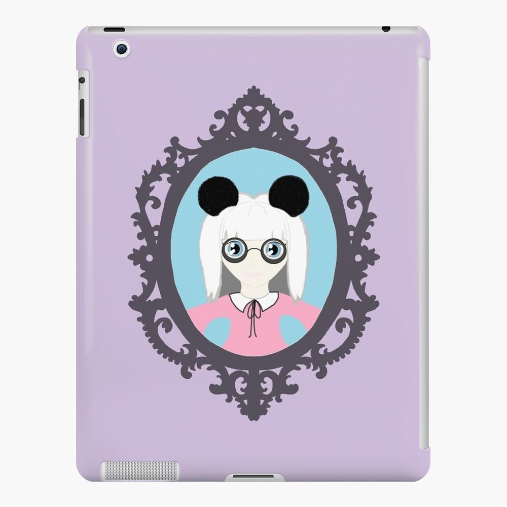 Kawaii Panda Cosplay Girl iPad Case & Skin