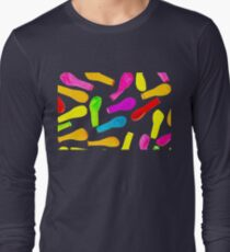Cool Funny Deflated Colorful Balloons  T-Shirt