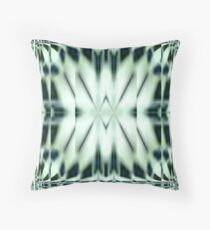 Black VX Throw Pillow