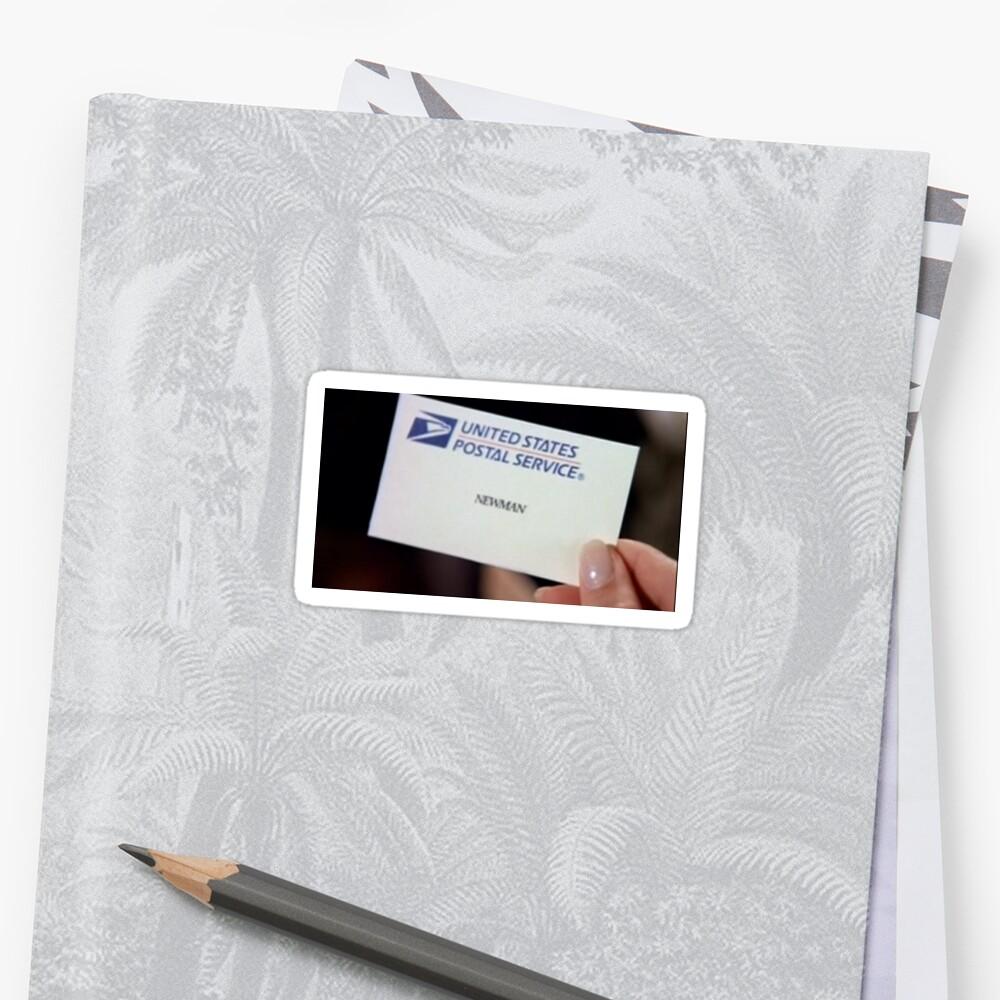 Newman Business Card\