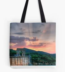 Heaven's Bridge Tote Bag