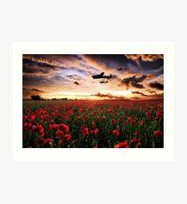 The RAF's Finest Art Print