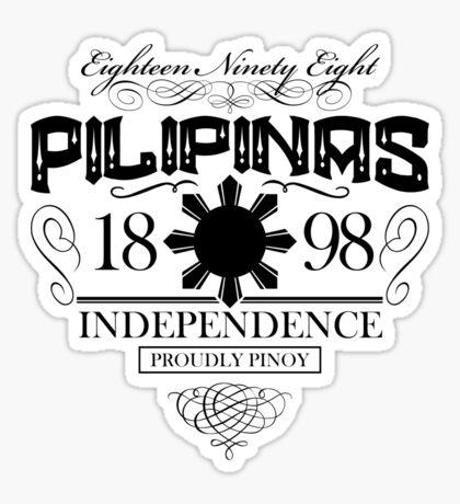 PILIPINAS Sticker