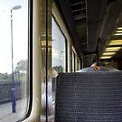 Train to London by Sarah Horsman