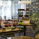 London Tea House by Sarah Horsman