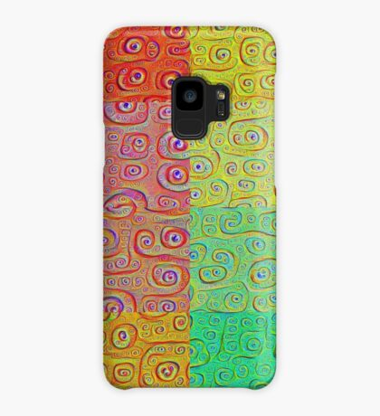 Deep Dreaming of a Color World 2 Case/Skin for Samsung Galaxy