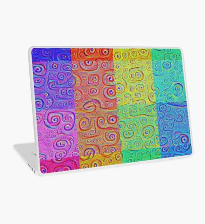 Deep Dreaming of a Color World 2 Laptop Skin