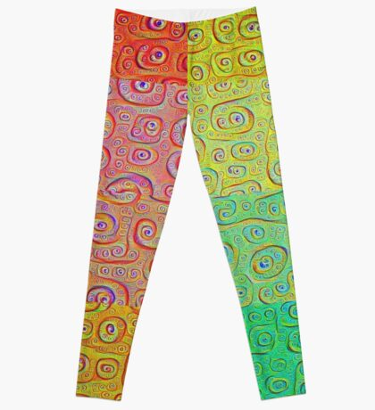 Deep Dreaming of a Color World 2 Leggings
