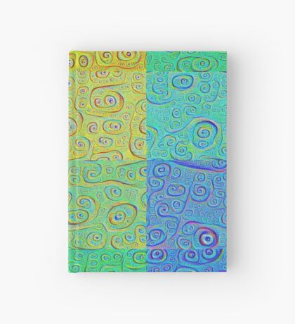 Deep Dreaming of a Color World 2 Hardcover Journal