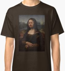 The Moaning Lisa (Karl Pilkington) Classic T-Shirt